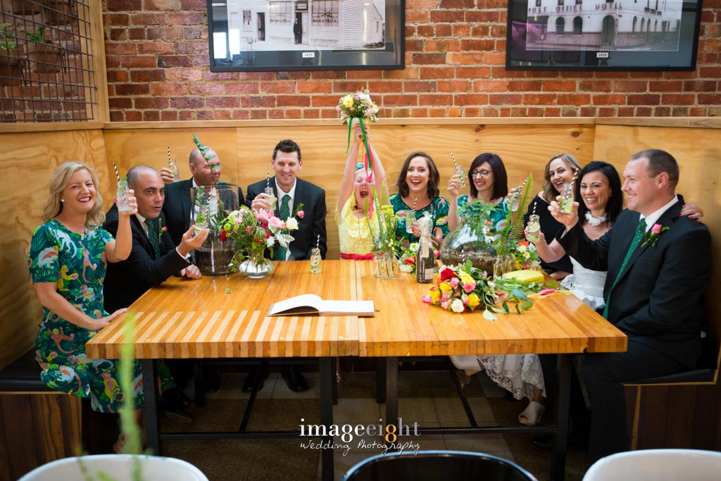 Wedding - The Post Office Hotel, Coburg