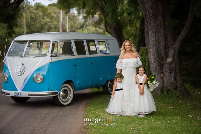 Peninsula Kombi Bus – Wedding car hire