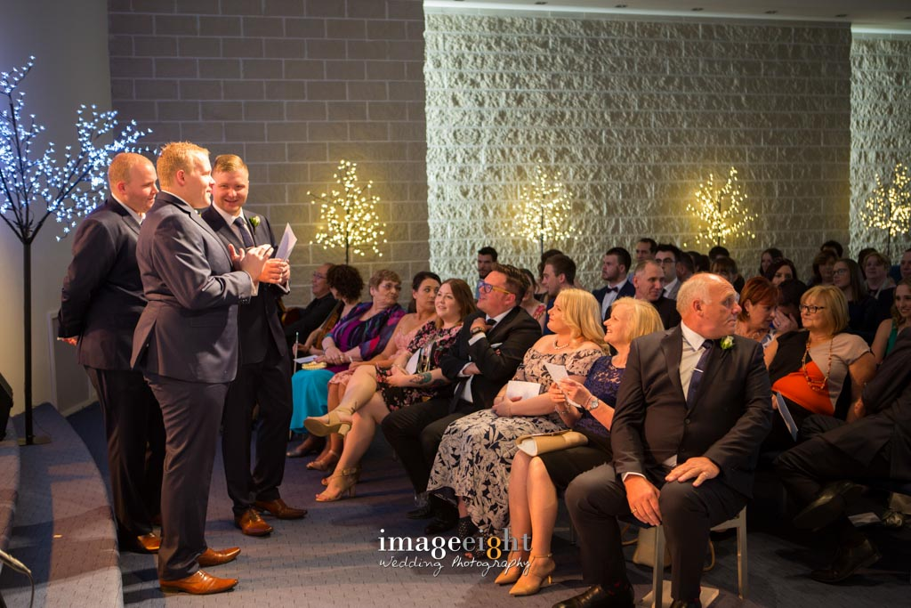 Wedding at Crossway Baptist, Burwood