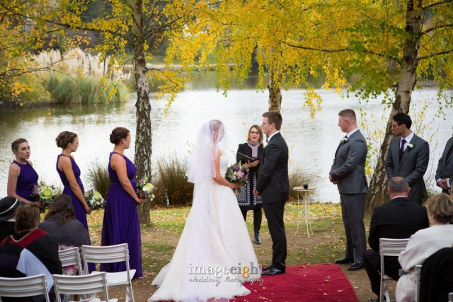 Tracey Patterson, Weddings Marriage Celebrant, Daylesford