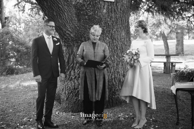 Beverly Risstrom, Daylesford Marriage Celebrant
