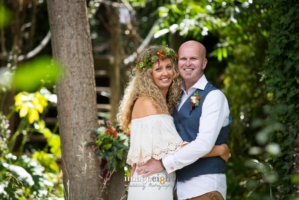 Julie + Simon - Summer wedding at Lake House