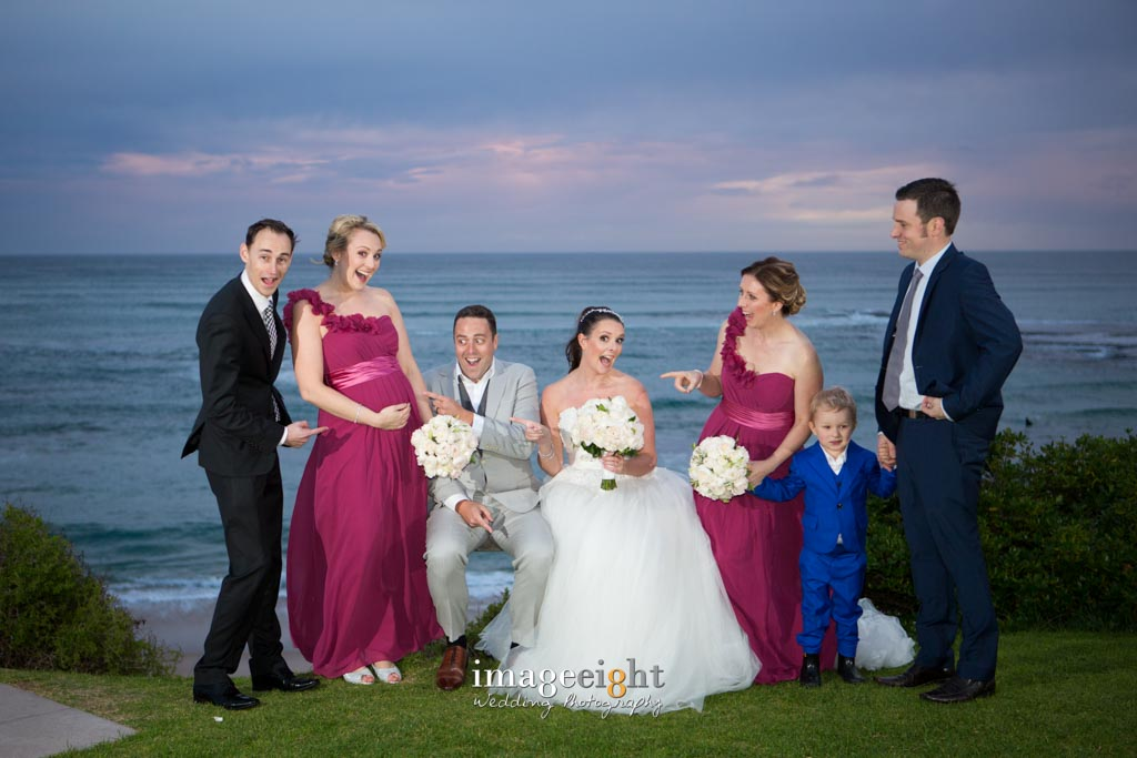 Rhiannon + Robert Wedding at All Smiles in Sorrento