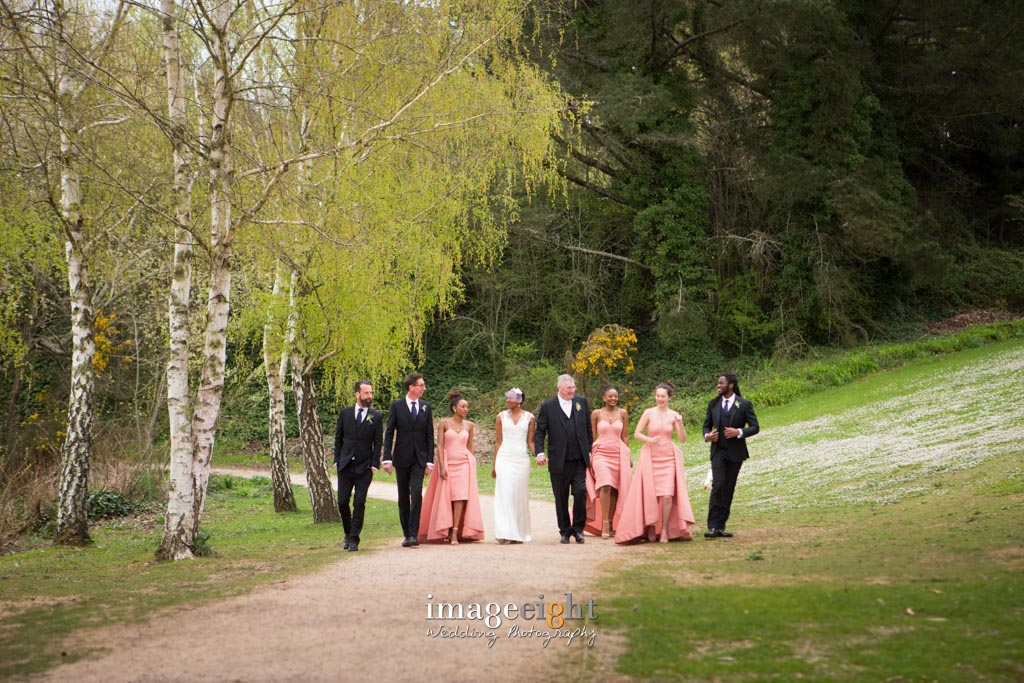 Wedding at Lake House, Daylesford