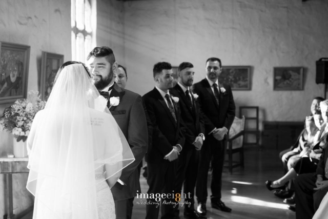 Cara + Franjo - Montsalvat Wedding