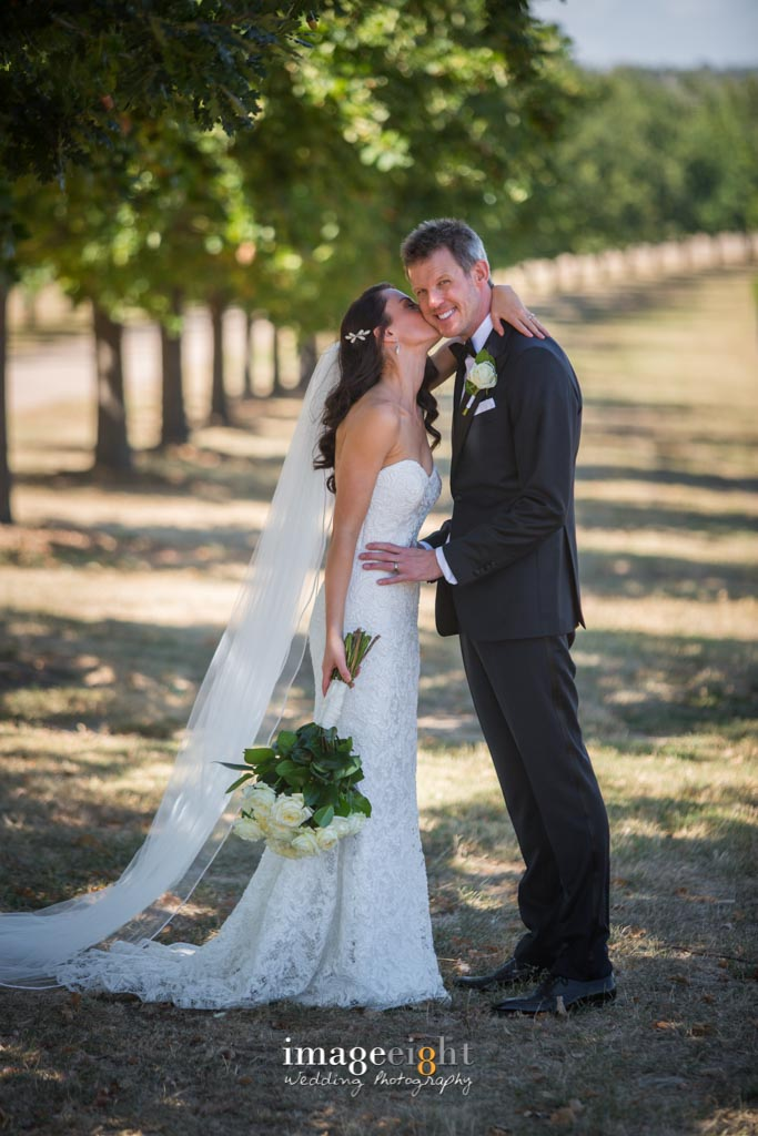Sophie + Rob - Wedding at Stones of the Yarra Valley