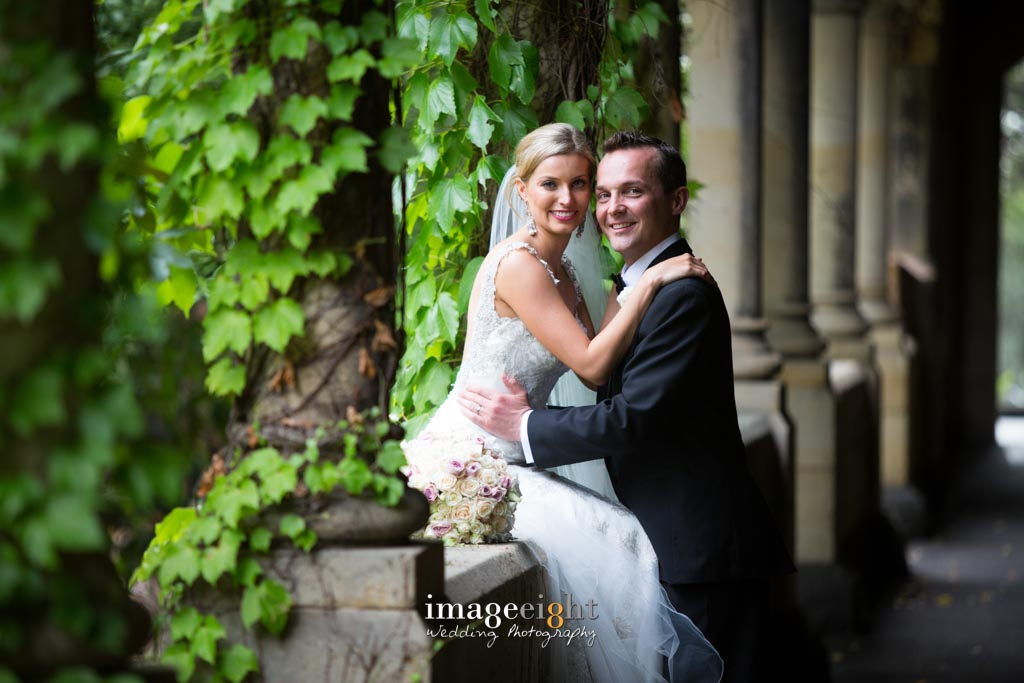 Emma & Tom's Wedding at Trinity College, Melbourne