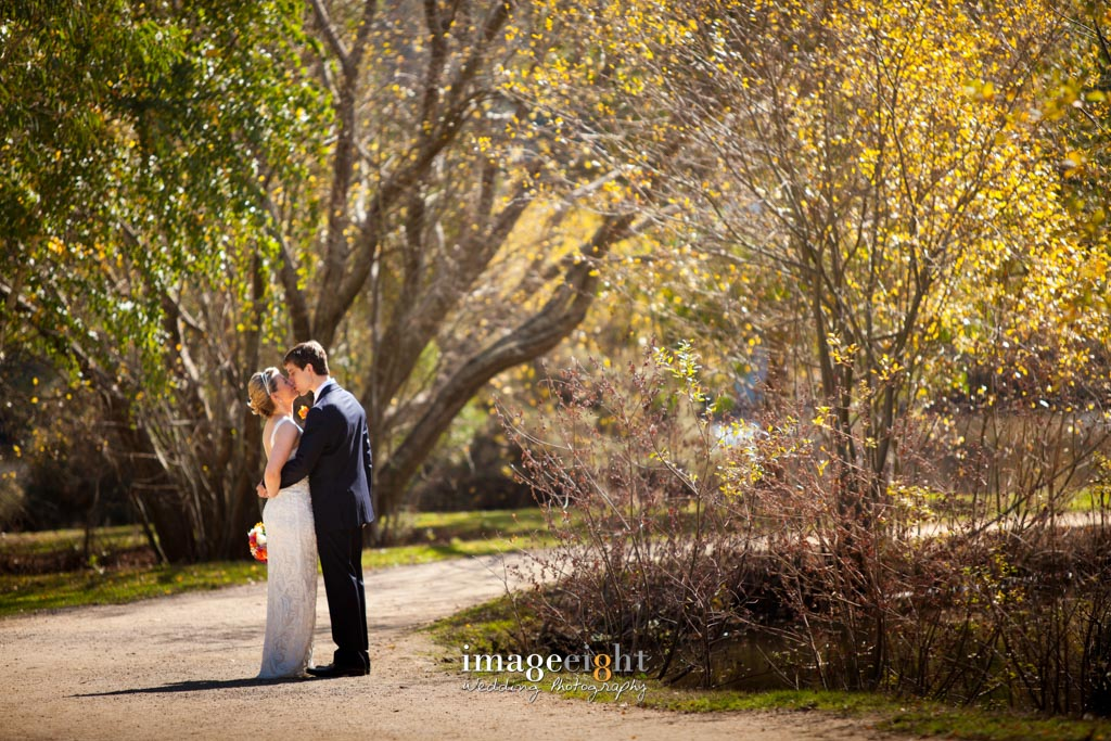 Laura & Andrews Wedding at the Lake House Daylesford