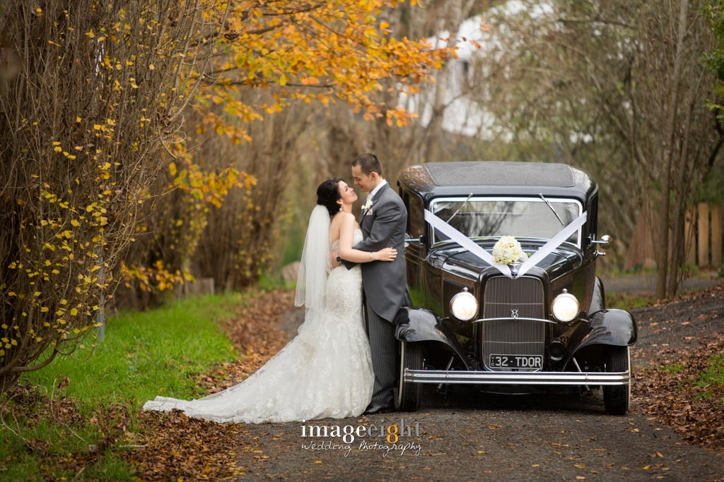 Stephanie & Vedran's wedding in Daylesford