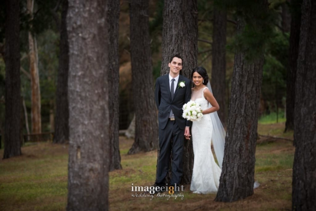 Nikki & Daniel's Wedding at Monsalvat
