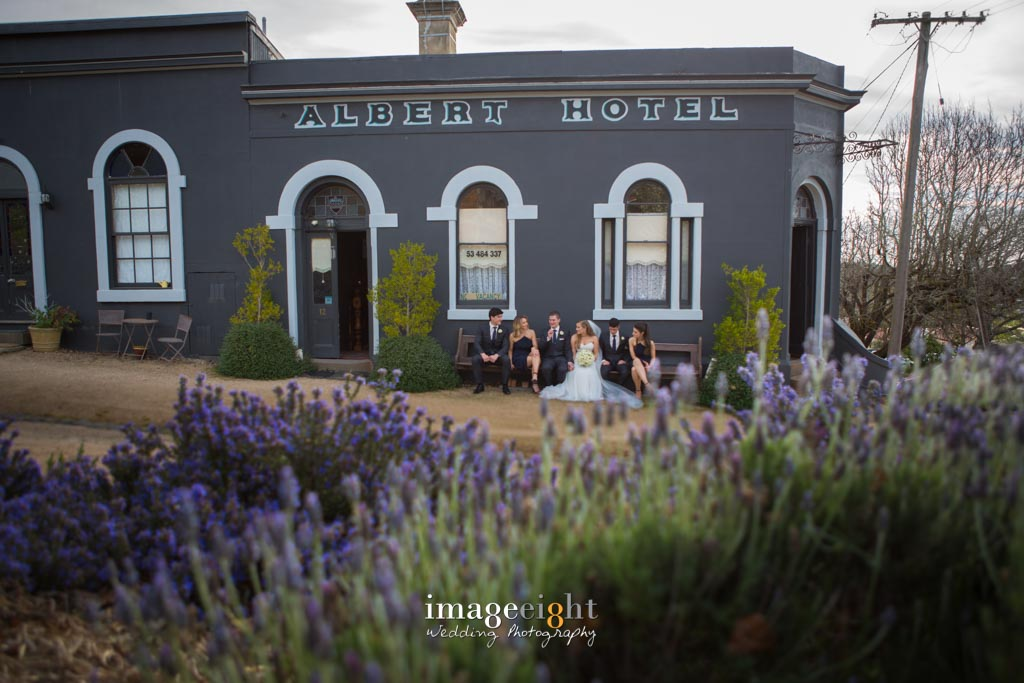 Edwina & Mark's Wedding in Daylesford