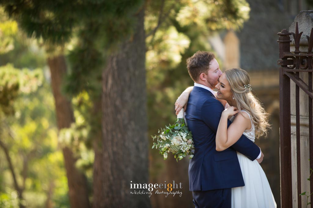 Luana + Jack - Montsalvat Wedding