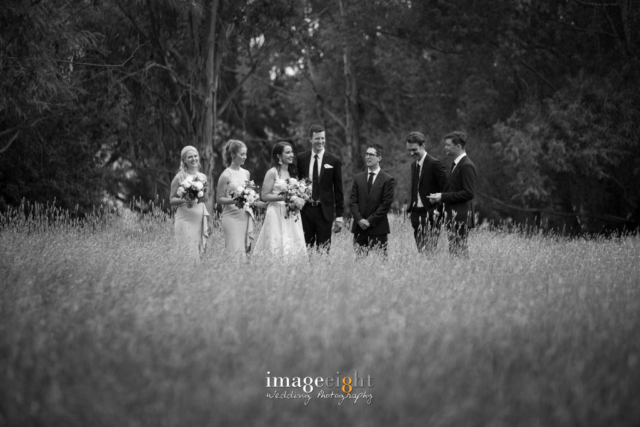 Kendall + Simon's Kyneton Wedding