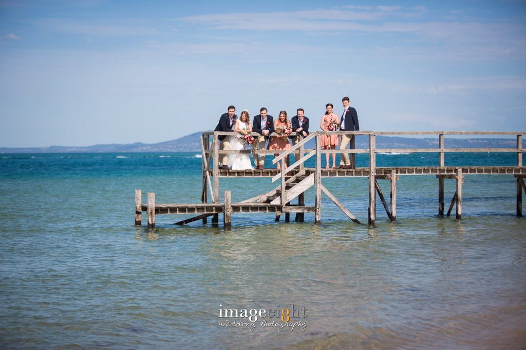 Sarah + Michael - The Baths Sorrento
