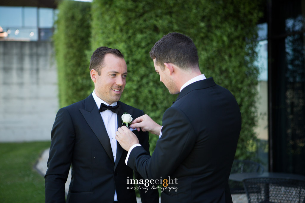 Sarah + Anthony - Wedding at Port Phillip Estate
