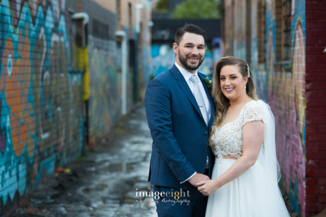 Natalie + Benjamin - Wedding at Lux Foundry