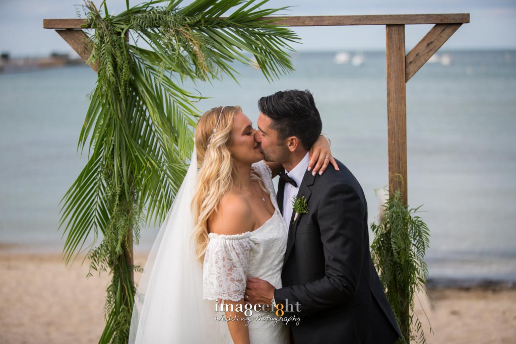 Claire & Hagan's Wedding at Blairgowrie yacht squadron