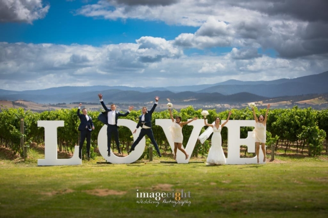 James & An's Wedding @ Stones of the Yarra Valley