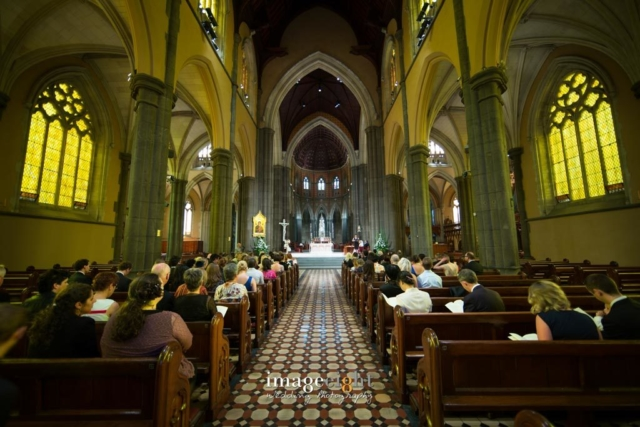 Marianne & John's Wedding at St.Patrick's Cathedral
